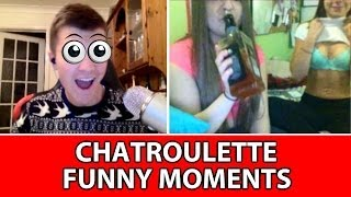 SLUT CENTRAL | CHAT ROULETTE FUNNY MOMENTS #8