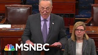 Senate Leaders McConnell & Schumer Reach Budget Deal As Shutdown Looms | Andrea Mitchell | MSNBC