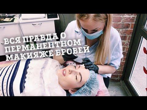 Татуаж: пигменты от Елены Нечаевой #татуаж