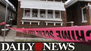 Six Victims Found Dead Inside Chicago Home Identified as Family
