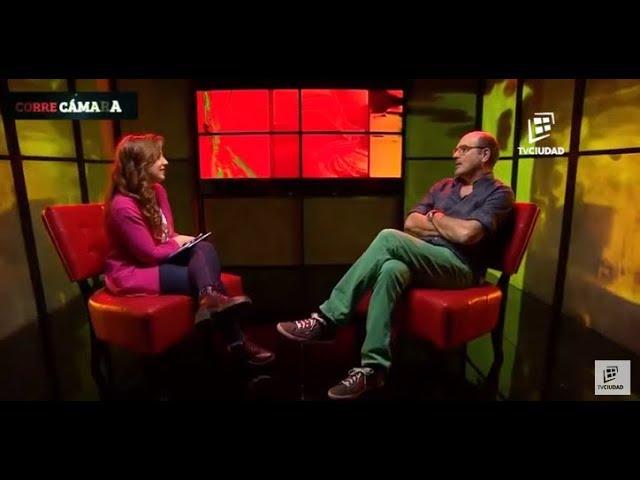 Corre Cámara | Entrevista a Carlos Ameglio