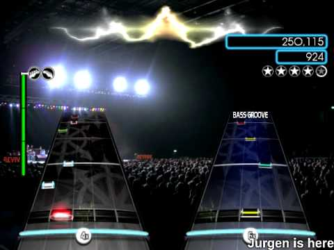 The Ren & Stimpy Show: Captain's Log: Space Madness! Rockband Custom (Guitar / Bass)