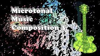 "Microtonal Music Nº3 ""Blue towels"""