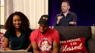 Bill Burr Some People Need Lotion  Reaction!!