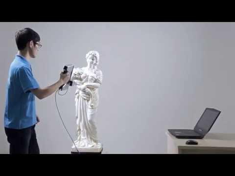 EinScan-Pro 3D Scanner Handheld Rapid Scan