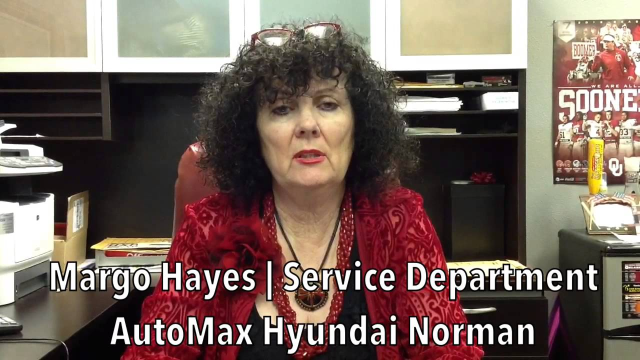 AutoMax Hyundai | Oklahoma City | Edmond | Margo Hayes - YouTube