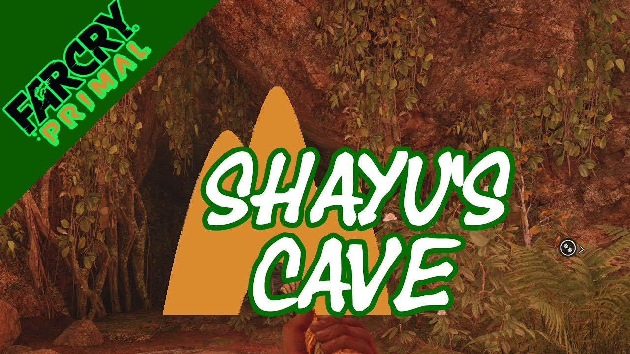 Man Cave Far Cry 5 Walkthrough : Far cry primal shayu s cave walkthrough painting