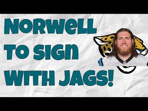 Andrew Norwell to signs with Jaguars! Can they keep all their young players?