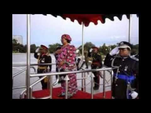 President Joyce Banda First Female President of Malawi