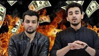 WORLD ECONOMIC COLLAPSE BY ZIONIST DAJJAL l Hindi Urdu l TheBaiganVines