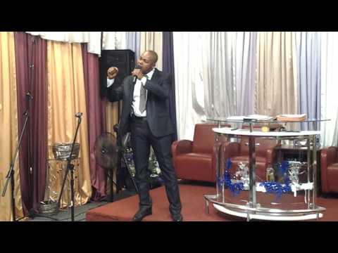 Shekina Prayer Center  The Power of Vision by pst Omer 07/17 /2016
