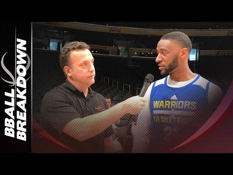 Warriors Guard Ian Clark On Shooting