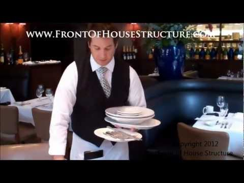 how to become a good waiter