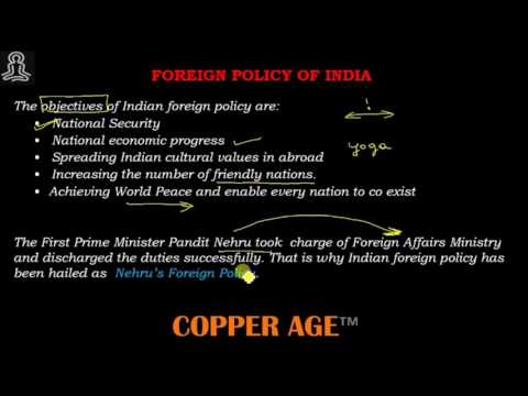 IAS/KAS/general studies/polity/karnataka state 10th/political science unit2 /foreign policy