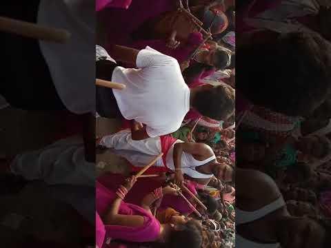 Kommalallo koilamma kolatam performance to Madhu (Gani) Master