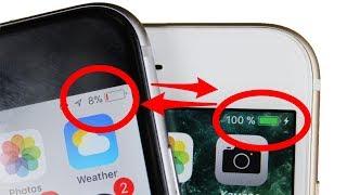 КАК ПРОДЛИТЬ ЖИЗНЬ БАТАРЕЙКИ НА iOS 11