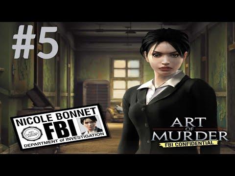 Art of Murder: FBI Confidential Walkthrough part 5 |
