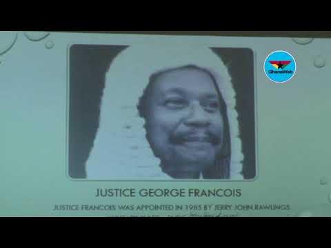 Professor Raymond atuguba's research on judges' - Highlights
