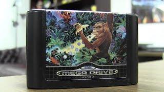 CGR Undertow - TOKI: GOING APE SPIT review for Sega Genesis