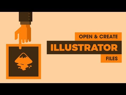 Open and Create Illustrator ( AI) Files in Inkscape - YouTube