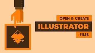 فتح وإنشاء المصور (.منظمة العفو الدولية) الملفات في إنكسكيب