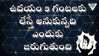 Morning Habits Of Most Successful People| The 5 Am Club Book Summary| In Telugu|TELUGU GEEKS
