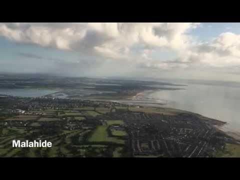 Landing at Dublin Airport, Ireland - 23rd June, 2016