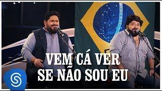 César Menotti & Fabiano - Vem Cá Ver Se Não Sou Eu (Os Menotti in Orlando) [Vídeo Oficial]
