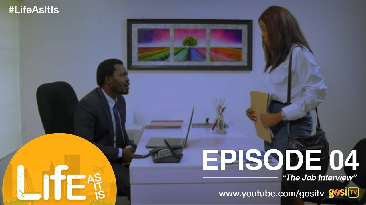Download Life As It Is S1E4 - The Job Interview
