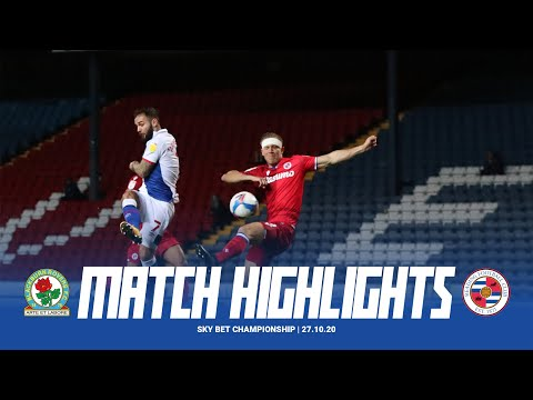 Blackburn Reading Goals And Highlights