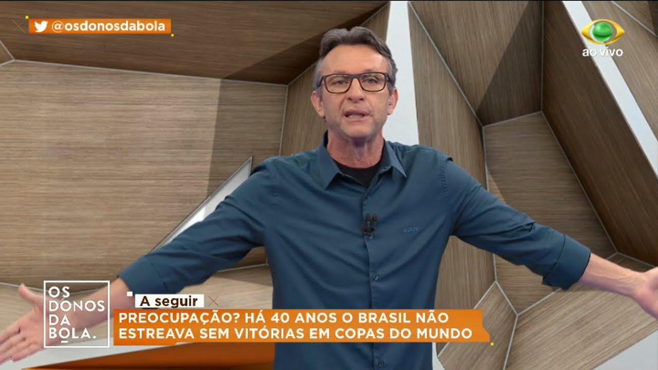 Neto para Tite: Você não é macho para tirar Neymar do time?