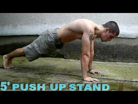 HARDEST PUSH UPS - PYRAMID PUSH UPS (TRY THEN COMMENT)