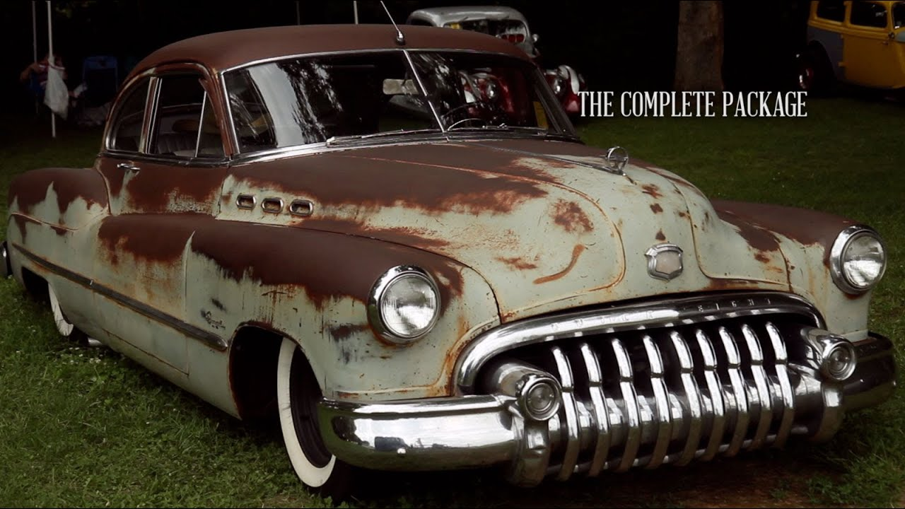 the complete package - tom costain's 1950 buick special - youtube