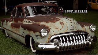 The Complete Package - Tom Costain's 1950 Buick Special