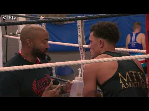 Wes Harriot v Jordon Shaw Senior Class A 69kg National Q/Finals