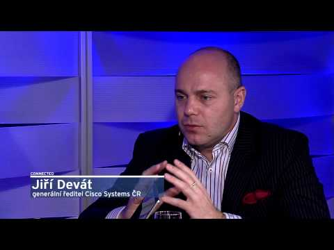 Connected: Jiří Devát, Cisco Systems