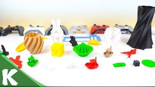Tevo Tornado 3D Printer | Samples & Initial Review