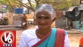 Yelamma 90 Years Old - Produttoor, Kadapa ,MPTC Candidate