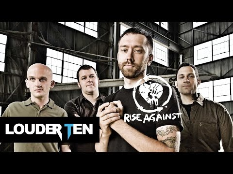 Top 10 Rise Against Songs - Louder Ten