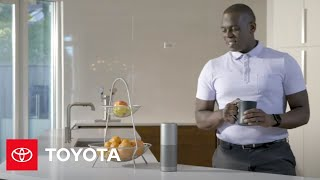 homepage tile video photo for How to Connect Amazon Alexa to Toyota Remote Connect | Toyota