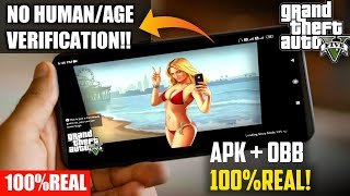 [New]Gta 5 Skip Age Verification on Any Android device(100%working)