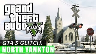 GTA 5 GLITCH: NORTH YANKTON ONLINE!