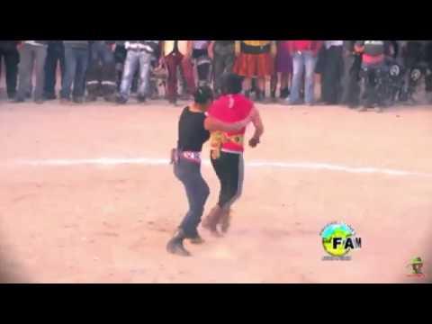 Peruvian Festival Brawling - Examining Takanakuy