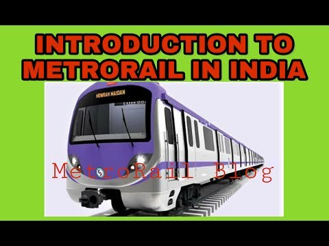 Introduction to Metrorail