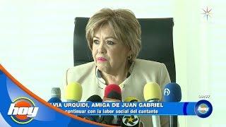 ¡Silvia Urquidi le responde a Joaquín Muñoz! | Hoy