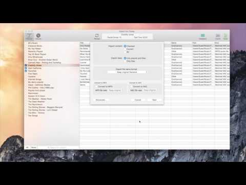 How to copy music playlists from iTunes to USB drive
