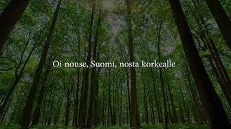 Finlandia Hymn  Lyrics