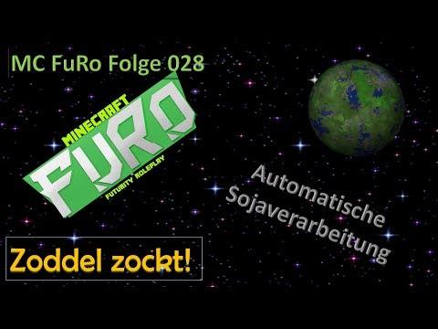 Automatische Sojaverarbeitung - #NoRO - MC FuRo - Folge 028