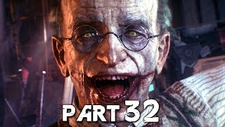 Batman Arkham Knight Walkthrough Gameplay Part 32 - Joker Lives (PS4)