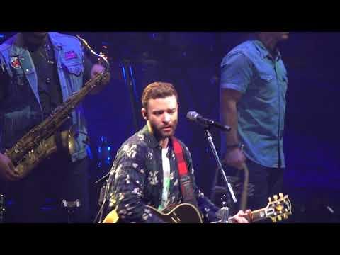 Justin Timberlake - Say Something - Birmingham UK - 27.08.18 HD